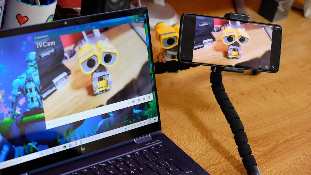 Android cep telefonunuzu yüksek kaliteli bir webcam olarak nasıl kullanabilirsiniz?