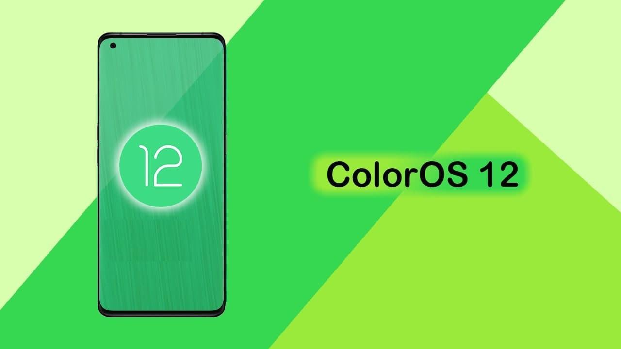 OPPO, Yeni İşletim Sistemi ColorOS 12'yi Resmi Olarak Duyurdu