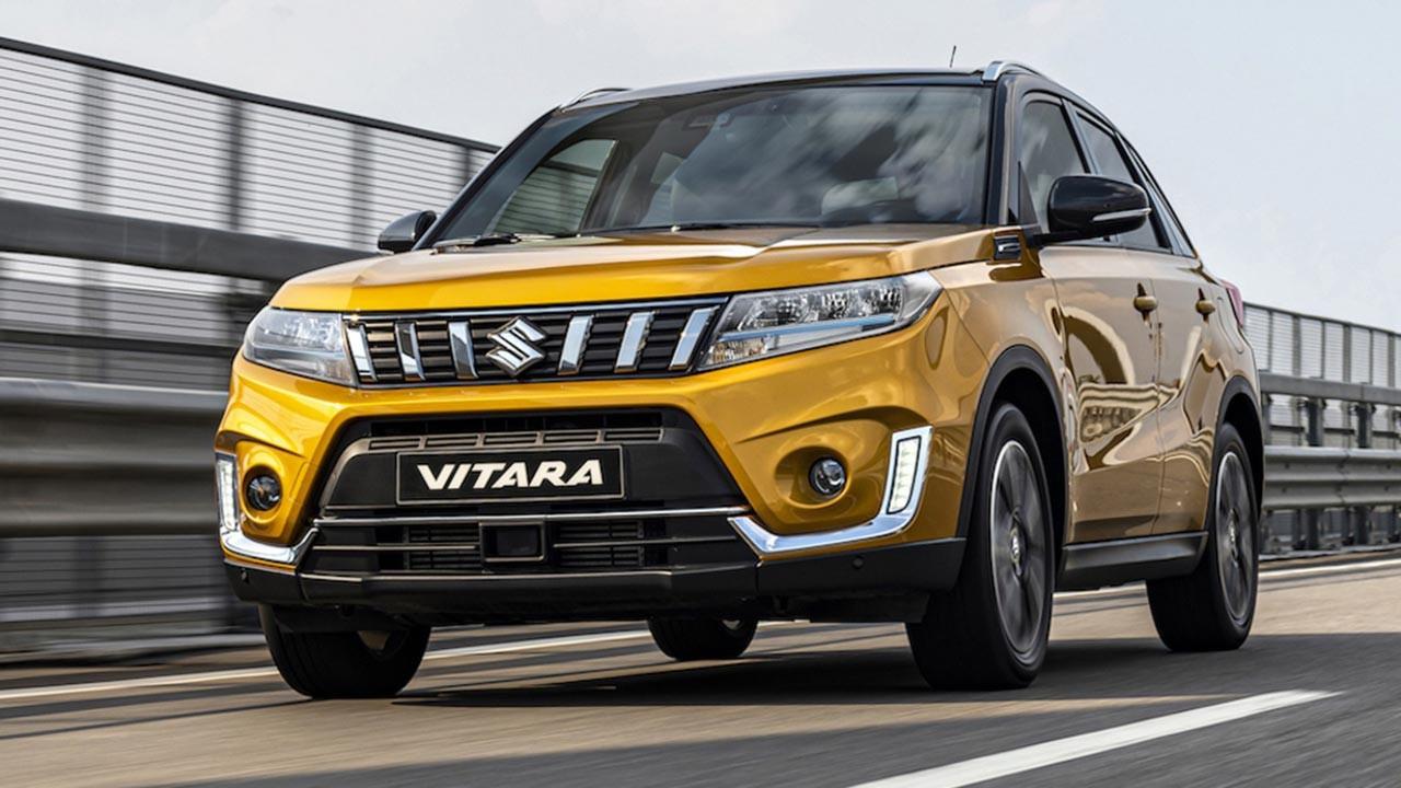 2021 Suzuki Vitara Hybrid ile güç sizde!