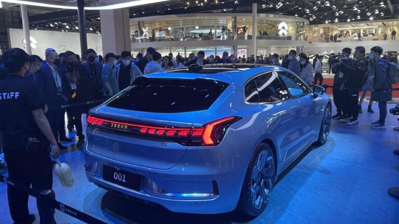 """Tesla'ya Çin'den iddiali rakip geliyor! Karşınızda """"Tesla katili"""""""