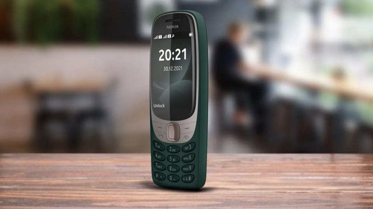 Nokia 6310 efsanevi yılan oyunu geri dönüyor!