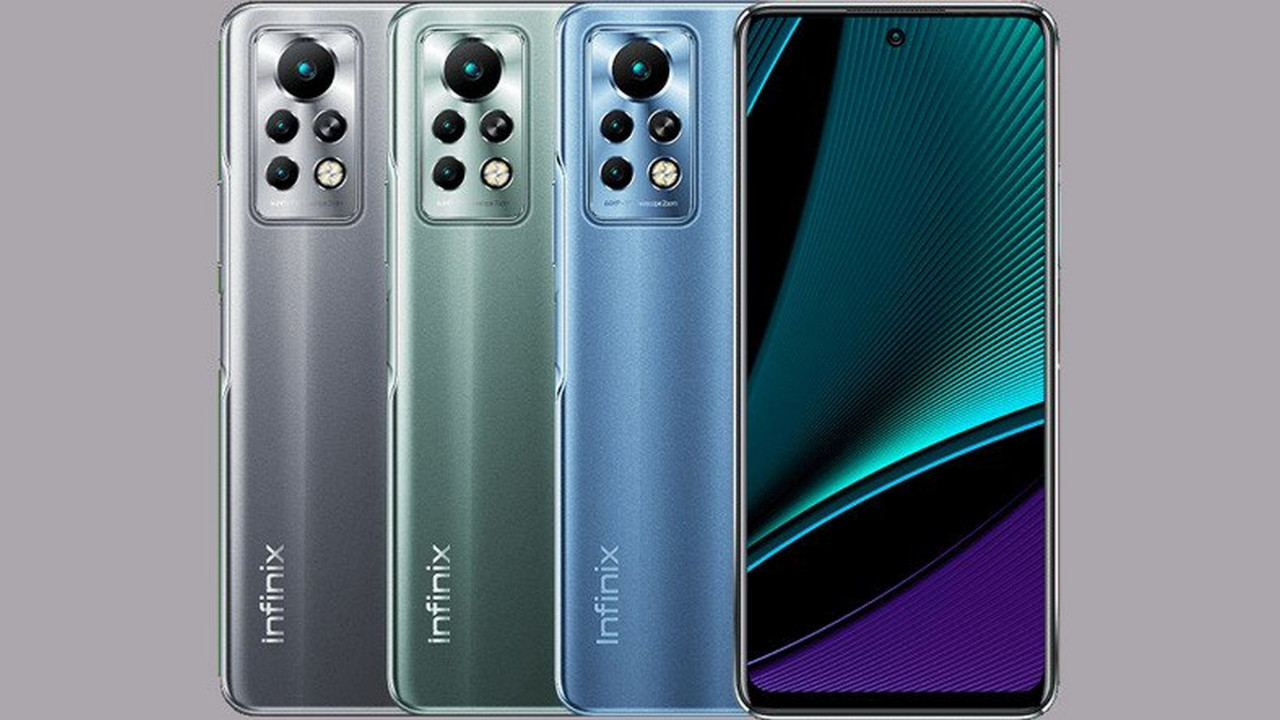 2200 TL'lik Infinix Note 11 Pro Türkiye'de yok satacak
