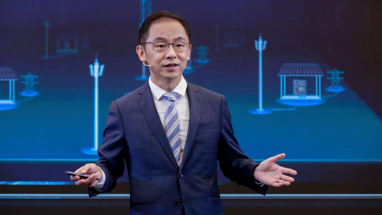 Huawei'den geleceğe yönelik hamle!