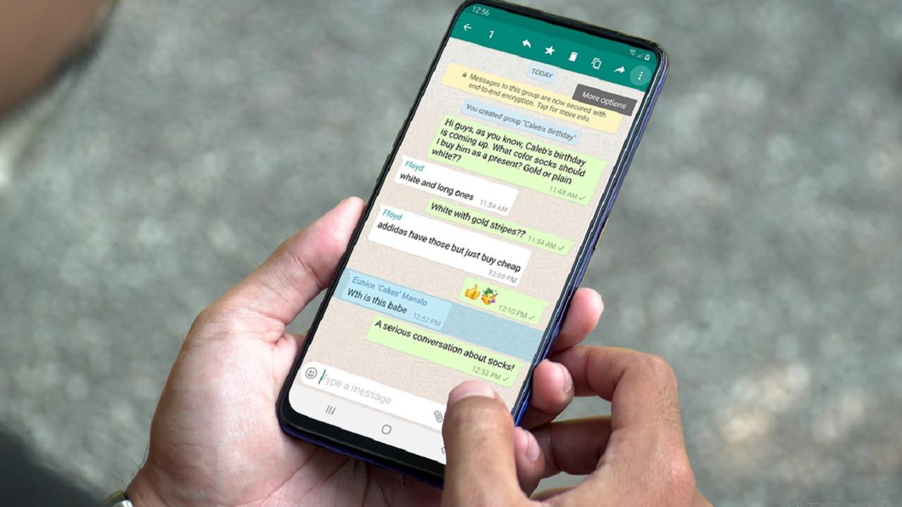 Android'de WhatsApp hesabınızı nasıl yedeklersiniz?