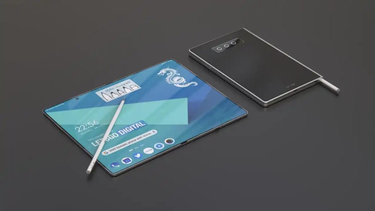 Üç Çinli şirketten katlanabilir telefon geliyor!