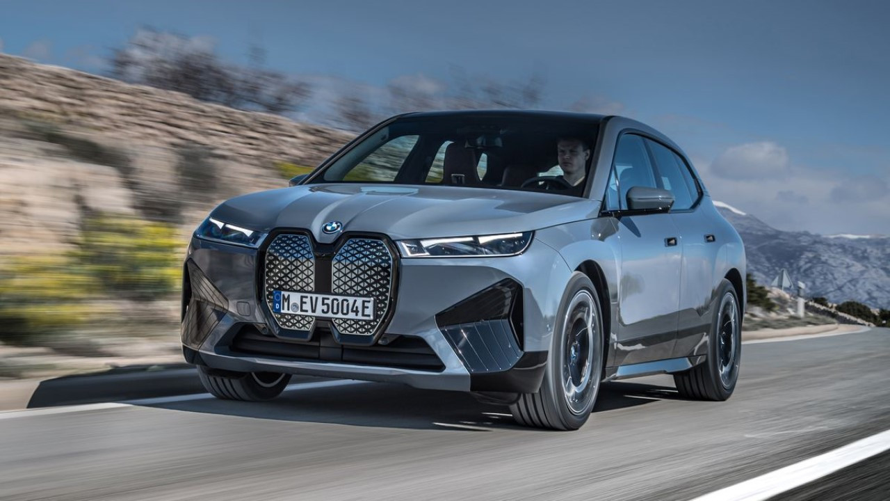 2022 BMW İX fiyatı açıklandı-3 külçe altın!