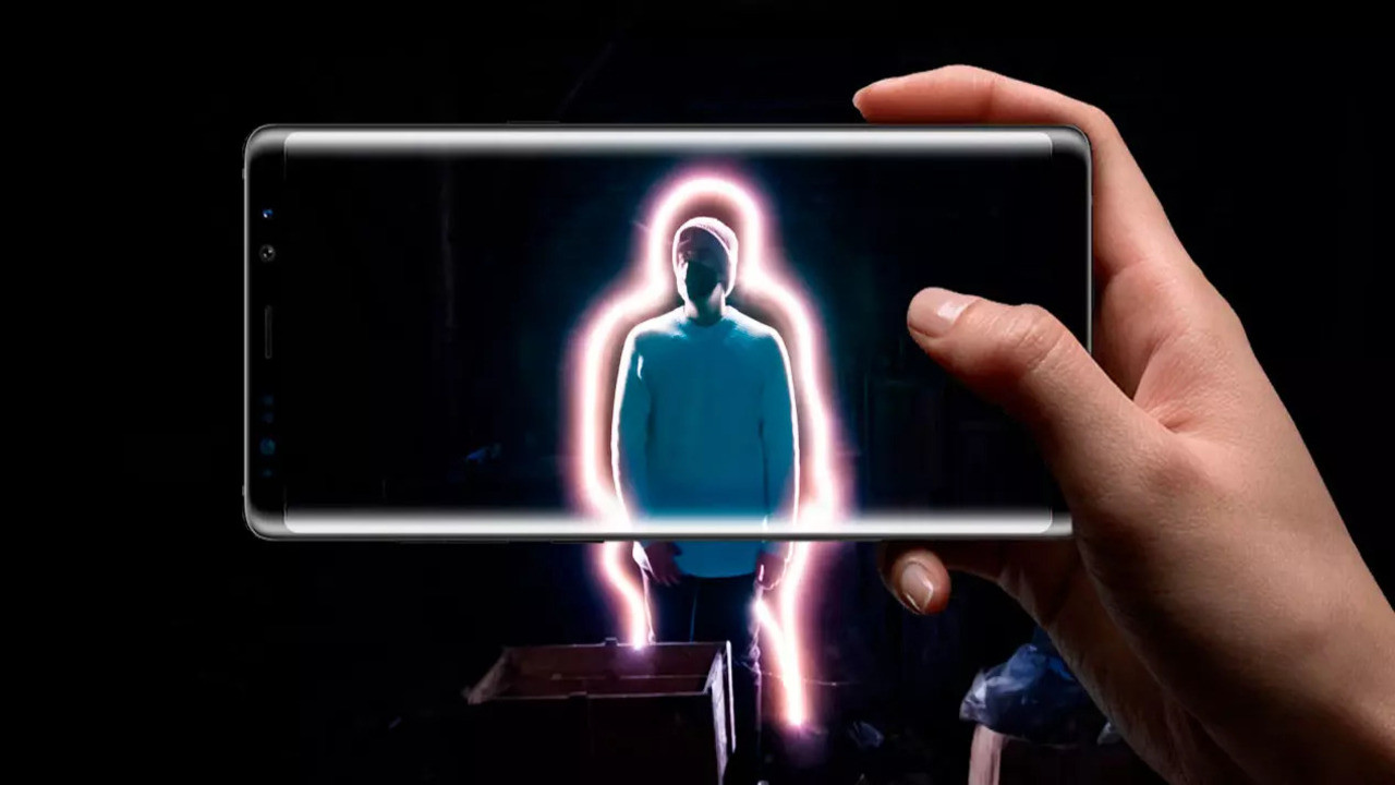 Akıllı telefonunuz ile ışıkla boyama yaparak nasıl resim çekebilirsiniz?