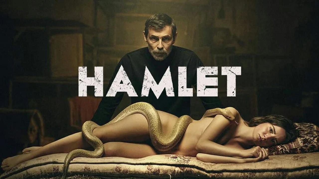 Hamlet dizisinin afişine gelen sansür tepki topladı