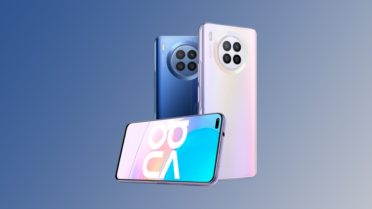 Huawei tekrardan sahnede! Yok satacak Nova 9 tanıtıldı
