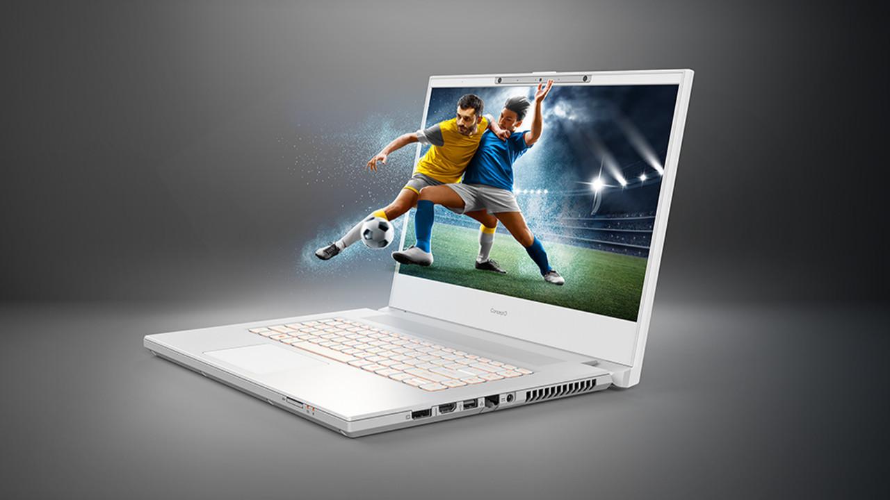 Acer 3D İçerik Üreticiler için yeni dizüstü bilgisayarını tanıttı