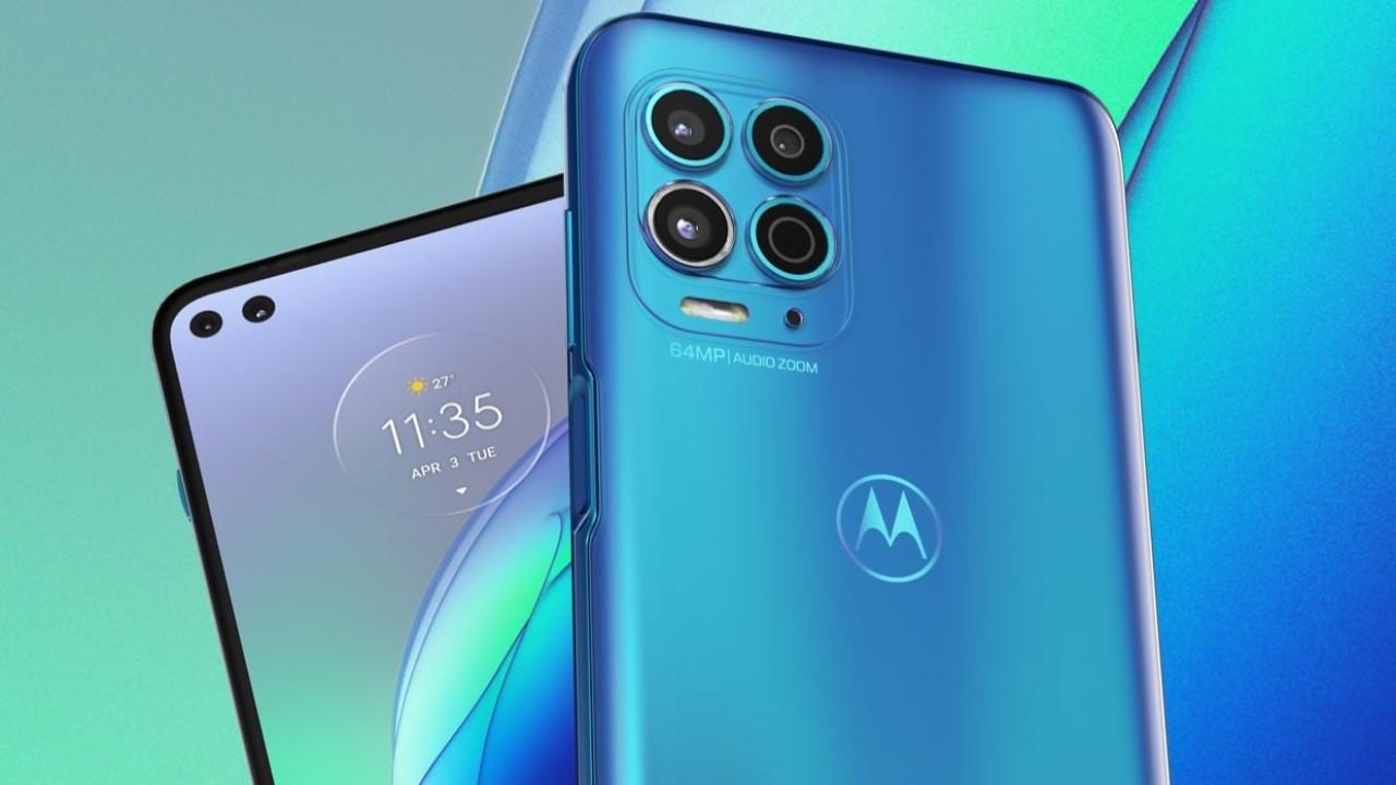 Motorola Moto G200 hız ve ekranın mükemmel uyumu!