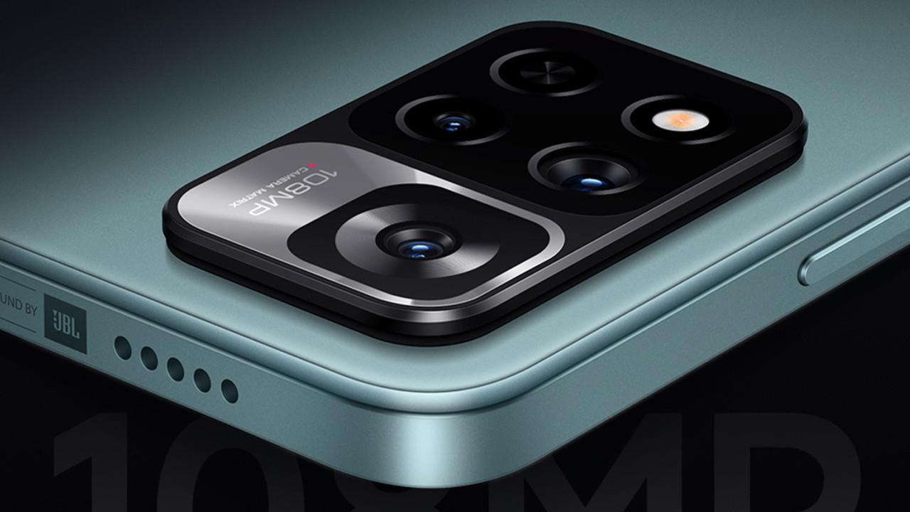 Redmi Note 11 Pro, 120W şarja ek olarak amiral gemilerinde kullanılan donanımlara da sahip olacak!