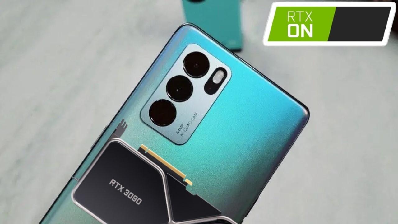 Oppo akıllı telefonunda ışın izleme teknolojisini gösterdi!
