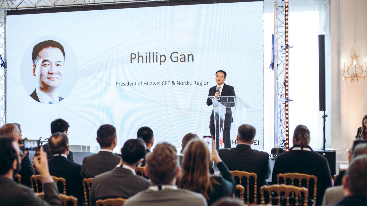 Huawei, Avrupa bölgesindeki çalışmalarını duyurdu