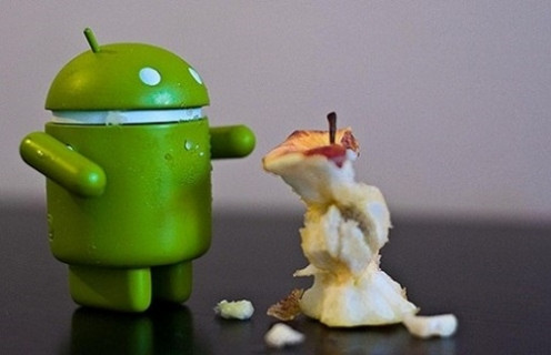 Android işletim sistemi iPhone'da çalışır mı?