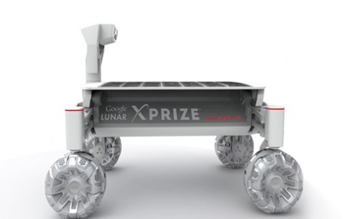 Audi lunar Quattro Mars'ı turlayacak