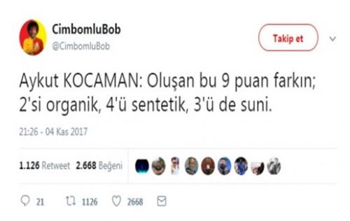 Fenerbahçe sosyal medyanın diline fena düştü
