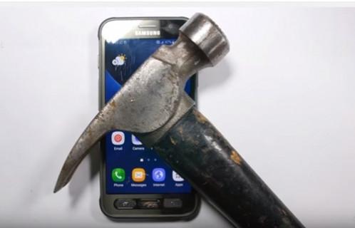 Galaxy S7 Active söylendiği kadar dayanıklı mı?