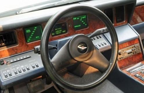 Geçmişte otomobil kokpitleri nasıldı?