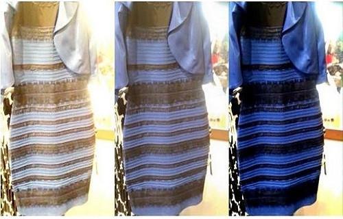 Herkesin farklı renkte gördüğü kafa yakan elbise üzerine Twitter tepkileri