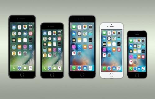 iPhone 7 Plus, iPhone 7, 6s Plus, 6s ve SE karşılaştırma