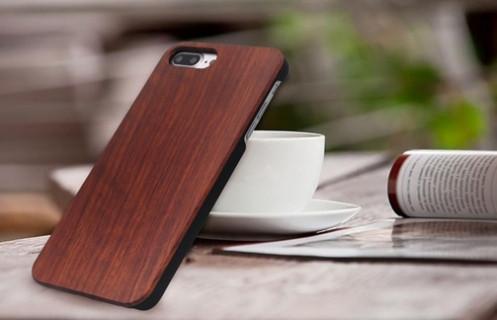 iPhone 7 ve iPhone 7 Plus için en iyi ahşap kılıflar