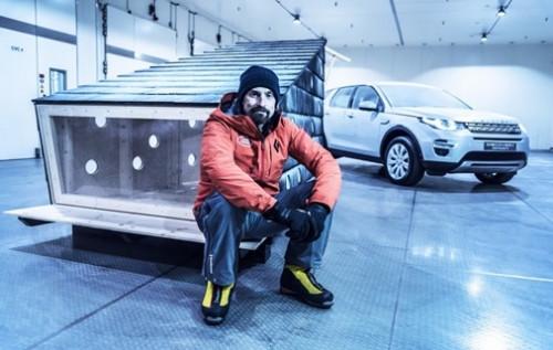 Kampçılara dağcılara özel tasarım Land Rover