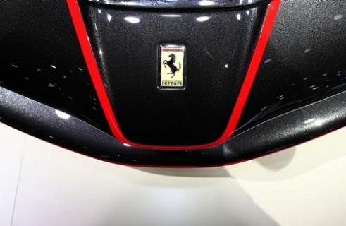 Laferrari Aperta 2016 Paris Motor Show'da tanıtıldı