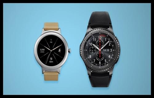 LG Watch Style ve Samsung Gear S3 karşılaştırma