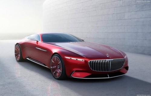 Mercedes-Benz Vision Maybach 6 Konsept
