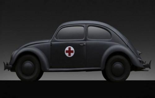 Nazi döneminden kalma Vosvos satışa çıktı