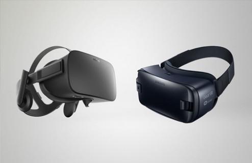 Oculus Rift ve 2016 Gear VR karşılaştırma