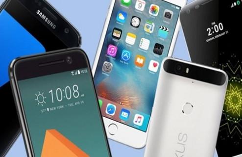 Özelliklerine göre 2016'nın en iyi 10 telefonu