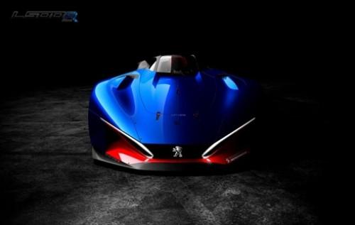Peugeot L500R hibrid konsepti