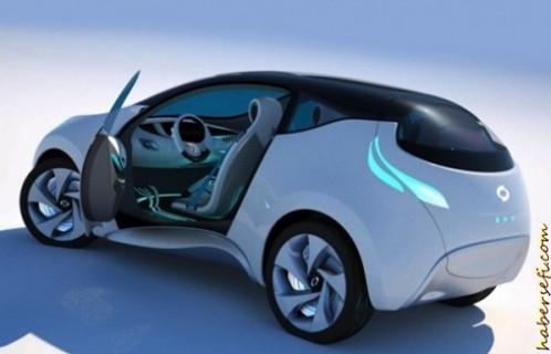 Samsung elektrikli otomobil üretimine başladı!