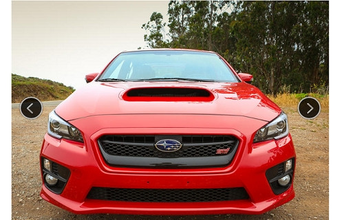 Subaru Impreza WRX STI 2015 Tanıtıldı