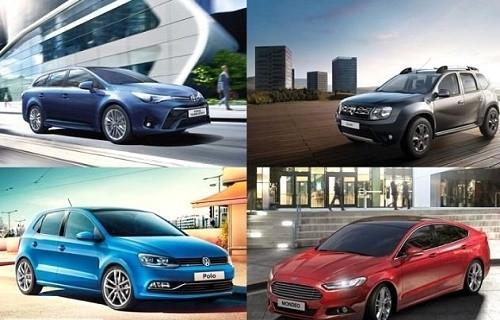 Şubat(2016) otomobil kampanyaları