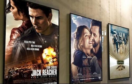 Vizyona giren filmler 21.10.2016
