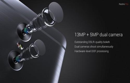 Xiaomi Redmi Pro duyuruldu işte özellikleri