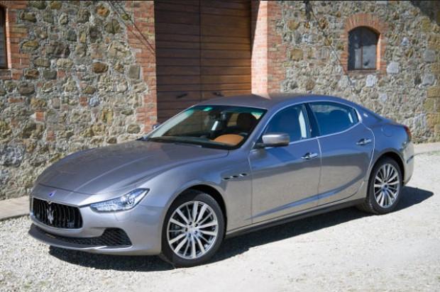 0-100'ü sadece 4.6 saniyede çıkabilen Maserati Ghibli - Page 2