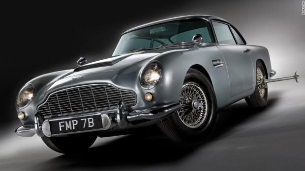 007 James Bond'un en havalı otomobilleri - Page 1