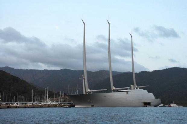 1 milyar 21 milyon liralık yat, Sailing Yacht A - Page 4