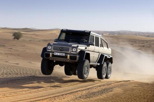 1 milyon dolarlık Mercedes! - Page 1