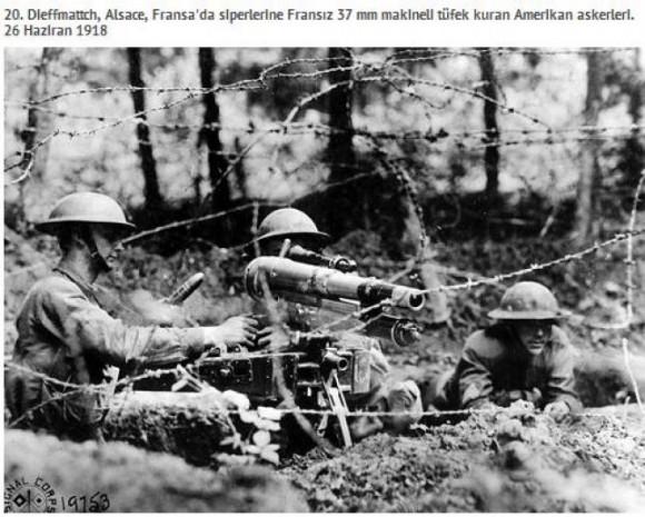 1. Dünya savaşında kullanılan teknolojiler - Page 4