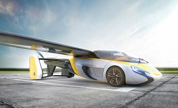 1.3 milyon dolara uçan otomobiliniz olabilir - Page 1