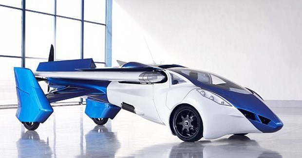 1.3 milyon dolara uçan otomobiliniz olabilir - Page 4