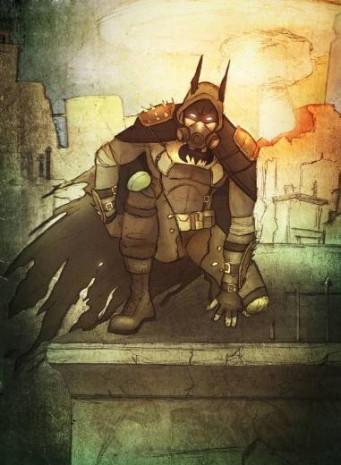 10 farklı zaman diliminde 10 Batman - Page 3