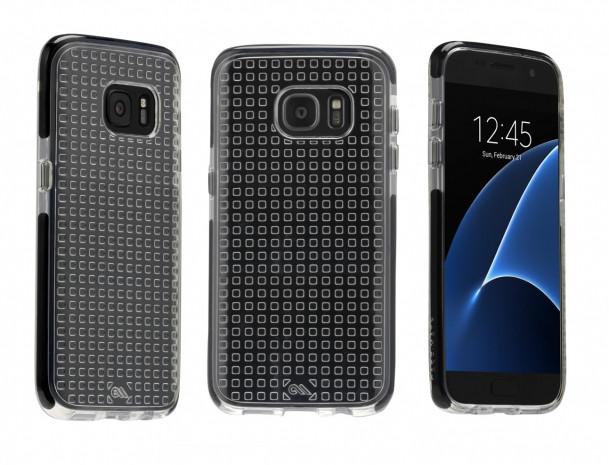 10 şeffaf Galaxy S7 kılıfı - Page 1