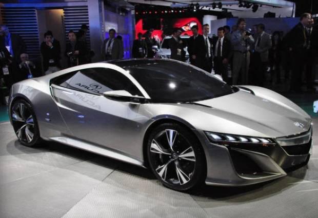 10 yenilikçi otomobil konsepti! - Page 1