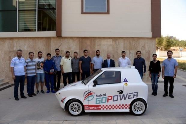 100 kilometreyi sadece 1.5 lira elektrik harcayarak gidebilen Gopower - Page 1